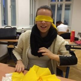 """Bericht über den Workshop """"Behindert ist, wer behindert wird"""""""