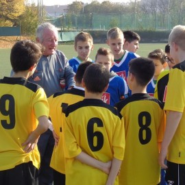 Fußball BRG 16 vs. Diefenbachgasse