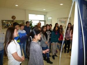 Führung Anne Frank Dezember 2015 (2)