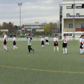 Fußball BRG 16 vs. Dirmhirngasse