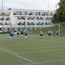 Fußball BRG 16 vs. Klostergasse
