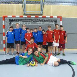 Handballturnier Knaben