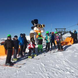 Wintersportwoche Radstadt 3ABCD 2017