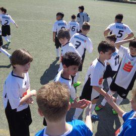 Fußball BRG 16 vs. Schottengymnasium