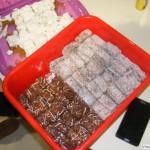 Mini-Schoko & Kokos-Kuchen