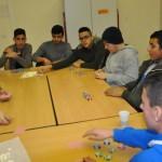 Das große Pokerturnier