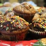 Die von Dominika gemachten Muffins waren ein Traum aus Schokolade.
