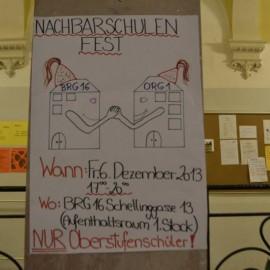 Nachbarschulenfest