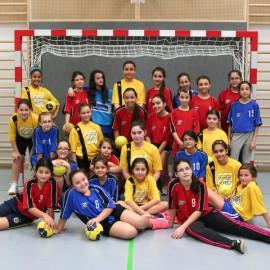 Handball Weihnachtsturnier 2014