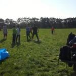 unser Fußballslalom