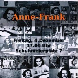 Wanderausstellung ANNE FRANK
