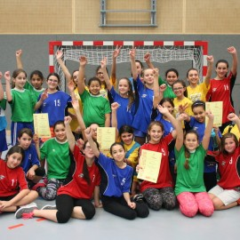 Handballturnier 3.Platz