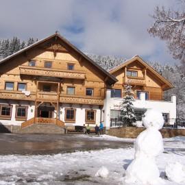 Wintersportwoche Radstadt 3ABCD 10.1-15.1.16