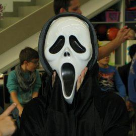Halloweenparty in der TB