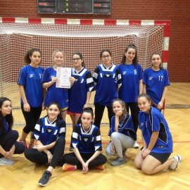 Handballturnier Mädchen 3. u. 4. Klassen
