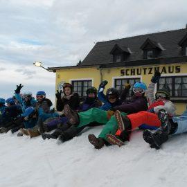 Wintersportwoche 2AC, Hochkar 2017