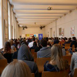 """Redewettbewerb – """"SAG'S MULTI!"""" 2. und 3. Runde 2016/17"""