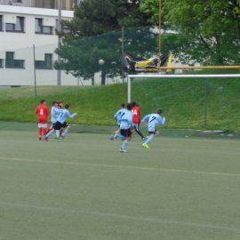Fußball BRG 16 vs. Lycée Français