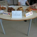 Köstliche Speisen vom Balkan