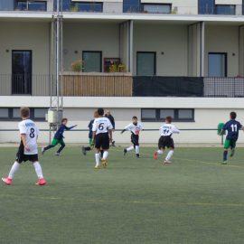 Fußball BRG 16 vs. GRg 17 Geblergasse