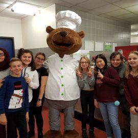 Ausflug zu Gourmet (Tagesbetreuung/Einstein Junior)