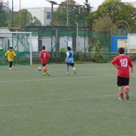 Fußball BRG 16 vs. Koppstraße I
