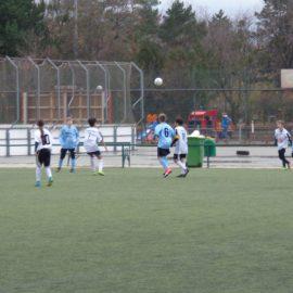 Fußball BRG 16 vs. Schopenauerstraße