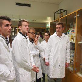 Wahlpflichtfach Biologie im Institut für Parasitologie