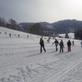 Nordisches Skifest der Schulen für Wien und Niederösterreich