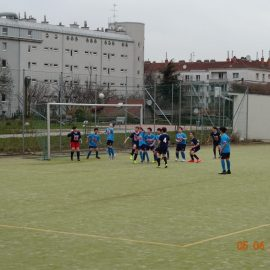 Fußball BRG 16 vs. Lortzinggasse