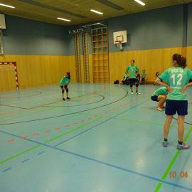 Volleyball LehrerInnen-SchülerInnen Match