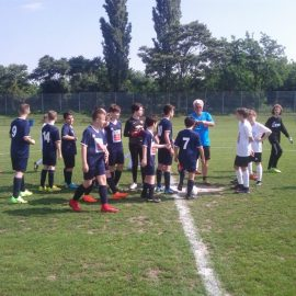 Fußball BRG 16 vs. Klostergasse 17/18