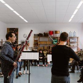 RSO Musiklabor Projekte mit den musisch kreativen Klassen
