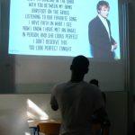 Tobi singt Ed Sheeran
