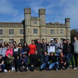 Sprachreise der 7AB nach England