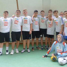 Handballturnier Unterstufe
