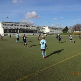 Fußball BRG 16 vs. Liniengasse 18/19