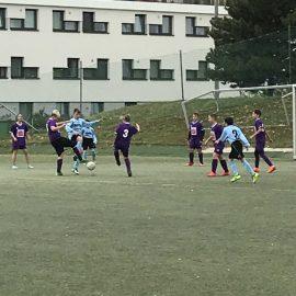 Fußball BRG16 vs. Friesgasse 1819