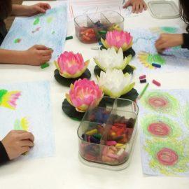 2D inspiriert von Monet