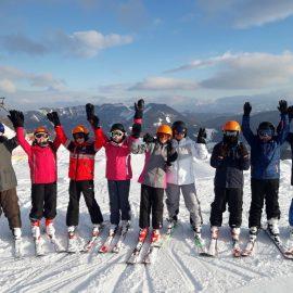 Wintersportwoche 2A/2D/2E