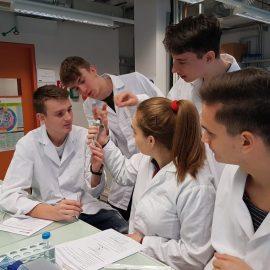 Besuch im Vienna Open Lab