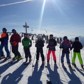 Wintersportwoche 2B und 2C-Hochkar
