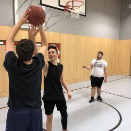 Basketballturnier 2018/2019