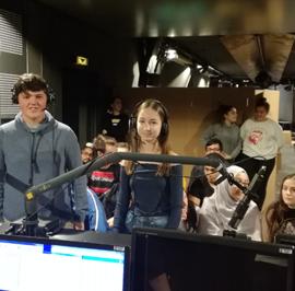 ORF-Funkhaus Lehrausgang 6A&6C
