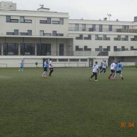 Fußball BRG 16 vs. Dominikanerinnen 18/19