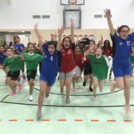 Handball 3.Platz Wiener Meisterschaften