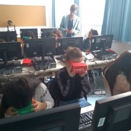"Workshop ""Virtuelle Realität"""