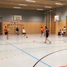 Fußball-Turnier 4. – 7. Klasse 2019