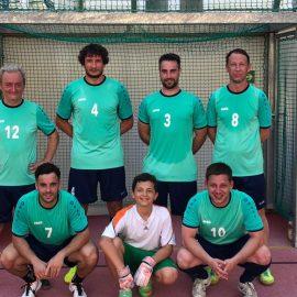 Lehrer-Schüler Fußballmatch 2019