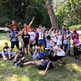 Teambuilding 1D